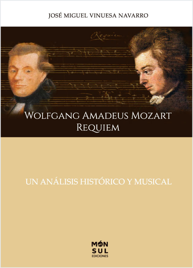 Mozart Requiem análisis histórico y musical - Jose Miguel Vinuesa Navarro
